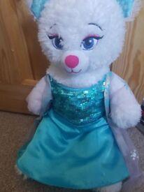 Elsa Frozen Build a bear