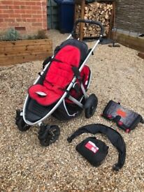 Double Buggy - Phil and Teds