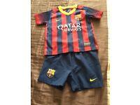 Authentic Barcelona Kit