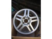 "Genuine 15"" Ford Focus alloy wheel"