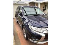 Mitsubishi, OUTLANDER, Estate, 2018, Manual, 2268 (cc), 5 doors