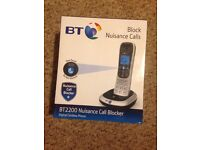 BT Phone w/ Nuisance Call Block