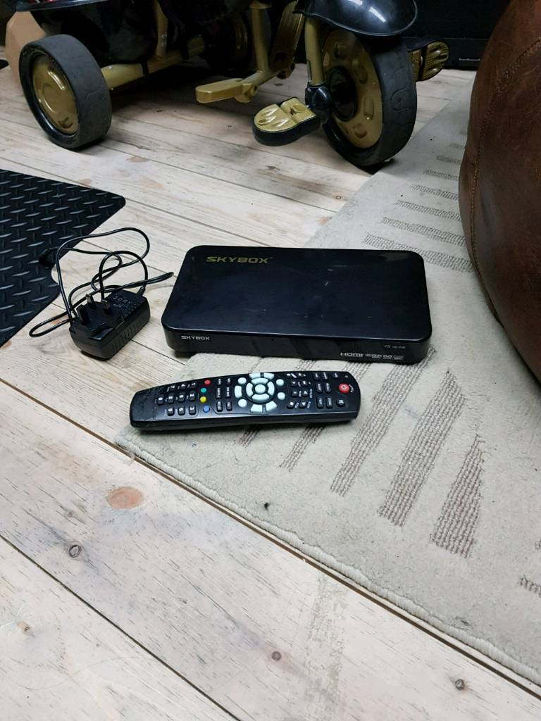 Openbox f5 freeview PVR TV