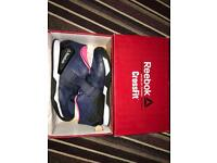 Brand new Reebok Crossfit Combine trainers size 7