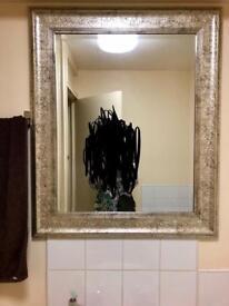 Shabby Chic Moroccan mirror