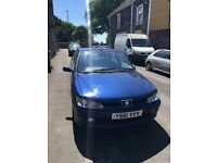 Peugeot 306 1.4 Petrol cheap to run and insure