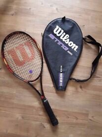 Wilson Tennis Racket Sting