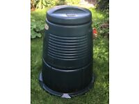 Compost bin - Large outdoor composter