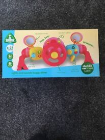 ELC lights and sounds buggy driver toy