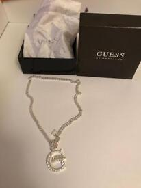 Guess official necklace