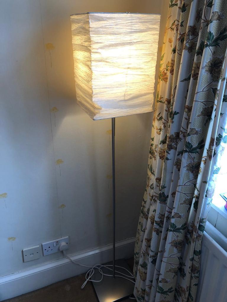 Ikea orgel floor lamp in linlithgow west lothian gumtree ikea orgel floor lamp aloadofball Gallery