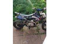 Stomp 110cc juicbox