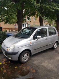 image for Daewoo, MATIZ, Hatchback, 2004, Manual, ULEZ compliant, 5 doors