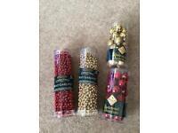 Christmas tree decorations bundle