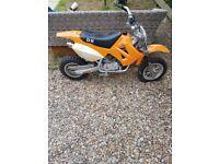 Dr 50 motorbike