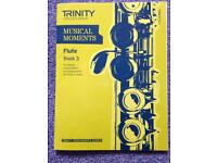 Trinity London Musical Moments Flute Book 3