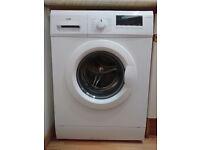 LOGIK 1 -8 KG washing machine 3 monts old