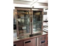 Commercial Bar Fridge 2 door used in very good condition RESTAURANT TAKEAWAY