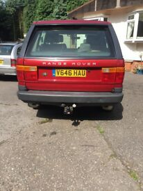 1999 Range Rover Estate