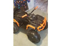 MGX electric ride on childs quad brand new 12v