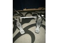 Natal Pro Series smooth cam double bass drum pedal