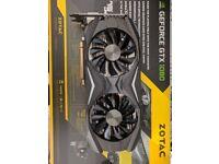ZOTAC GeForce GTX 1080 AMP! Edition, ZT-P10800C-10P, 8GB GDDR5X