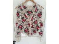 Vintage Rose Cardigan