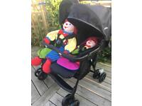 Joie aire double buggy/Stroller *HIRE*