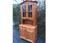 Solid pine dresser with delivery