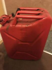 20l diesel/petrol canister