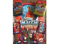 Match attax extra to swap