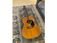 Gibson B25n (circa 1966) acoustic guitar