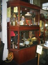 Free white display cabinet, with OTHER Display Cabinets for sale Newcastle 2300 Newcastle Area Preview