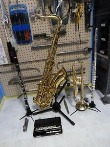 Quality Used Band Instruments at Quality Prices; Guaranteed
