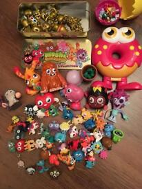 Large Moshi Monster Collection