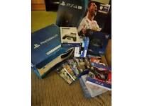 PlayStation 4 Pro, VR, RAZER Bundle