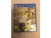 FIFA 17 - boxed for PS4 as New - bargain £15