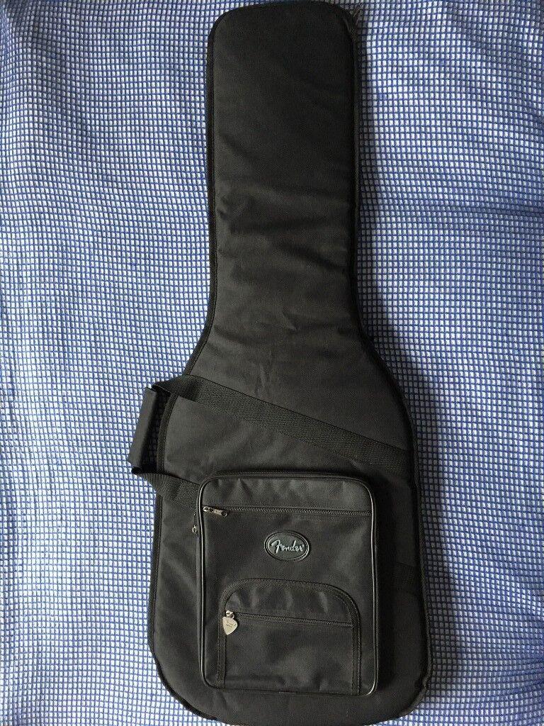 e9622e48f7 Fender gig bag - electric guitar | in Southwark, London | Gumtree