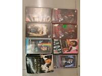 6 Michael Jackson VHS