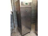Foster commercial single door upright fridge, catering fridge