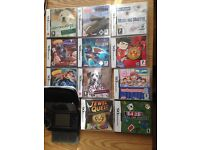 DS lite + Games
