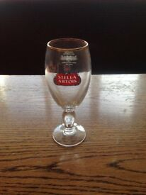 Stella Artois Half Pint Chalice - 10oz - 24 available