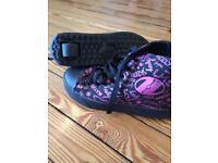 Heelys Boots Size 5