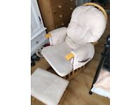 Kub Haywood nursing rocking chair