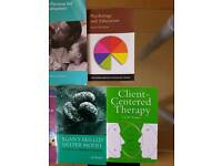 Job lot psychology textbooks.
