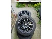 Sparco racing wheels