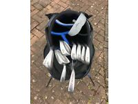 Golf set for sale with bag and balls