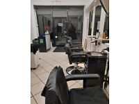 Space to rent in beautiful salon