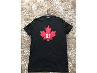 Dsquared2 D2 tshirt . Size XL slim fit (Fits Large)