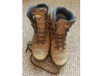 Men's Meindl Bhutan MFS GORE-TEX® Leather Walking Boots, size 12 (47)
